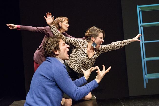 """""""Furia avicola"""", nella prossima stagione al Met - Foto di Giovanni Chiarot"""