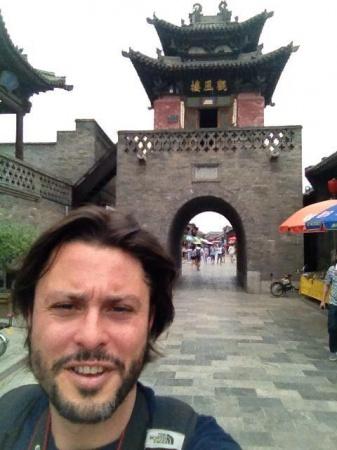 Claudio Pelizzeni a Pechino
