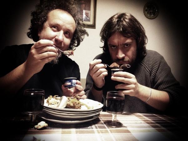 Andrea Kaemmerle e Riccardo Goretti