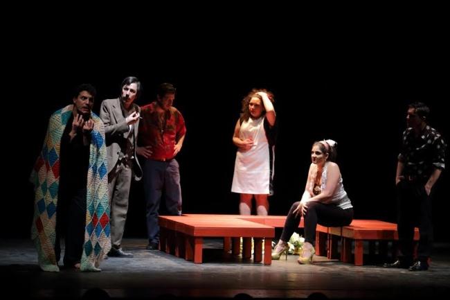 Hamlet Travestie  Punta Corsara