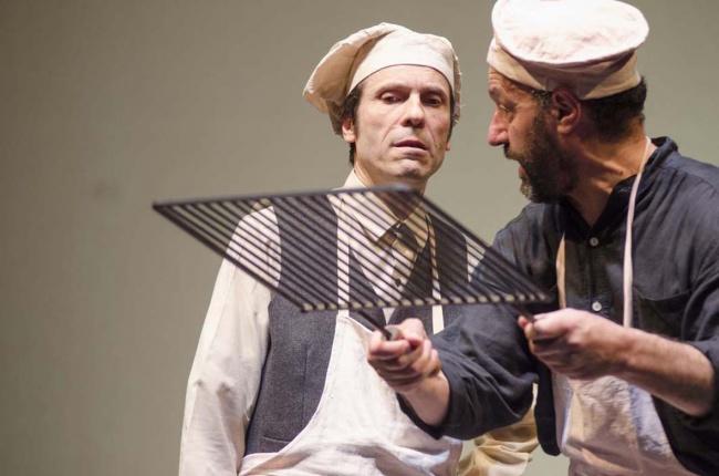 Dimitri Frosali e Massimo Salvianti