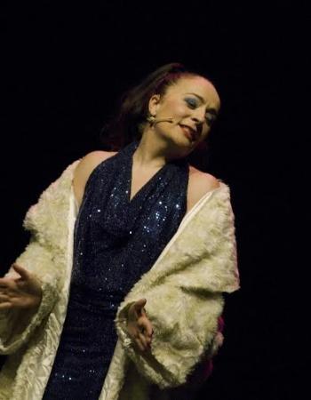 Anna Meacci in Romanina
