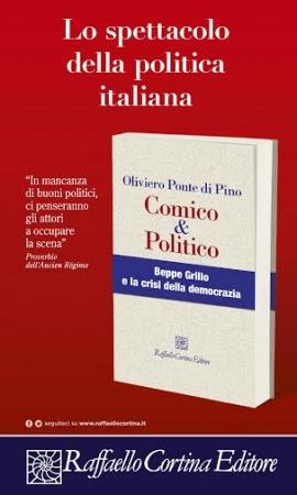 """""""Comico&Politico. Perché Beppe Grillo vince le elezioni"""""""