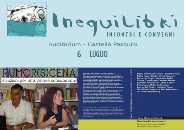 """Dopo il teatro a Castiglioncello si ascoltano anche gli """"InequiLIBRI"""""""