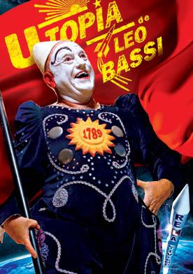 Leo Bassi (foto di repertorio)