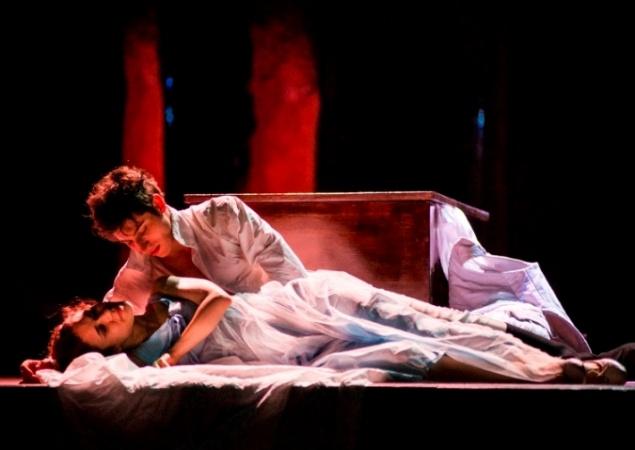 Romeo e Giulietta, regia G. Proietti ©MarcoBorrelli_CAMPIRONI - VIGNATI