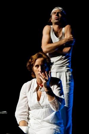 """Serena Senigallia """"Di a da in con su per tra fra Shakespeare"""""""