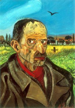 """Ligabue, Gualtieri, la """"follia"""" e """"l'arte è salva""""."""