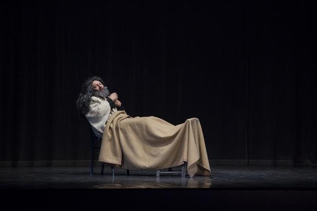 Vocazione Dario Manfredini (crediti foto Ilaria Scarpa)