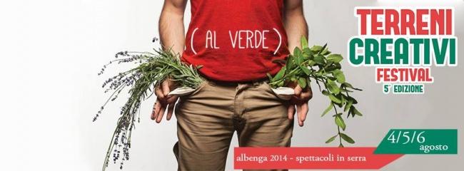 """""""Al verde"""" dei """"Terreni Creativi"""" si coltiva l'arte e il teatro"""