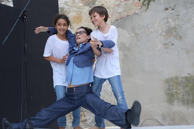 Michela Lucenti Balletto Civile In-Colume/ Volterra