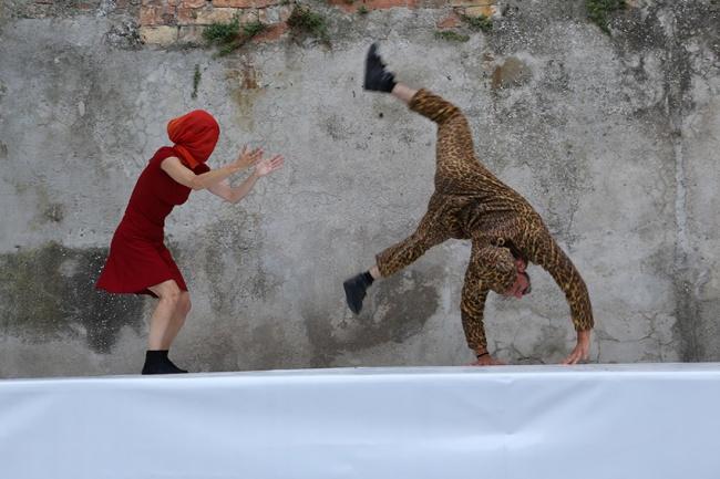 In-Colume/Volterra Balletto Civile