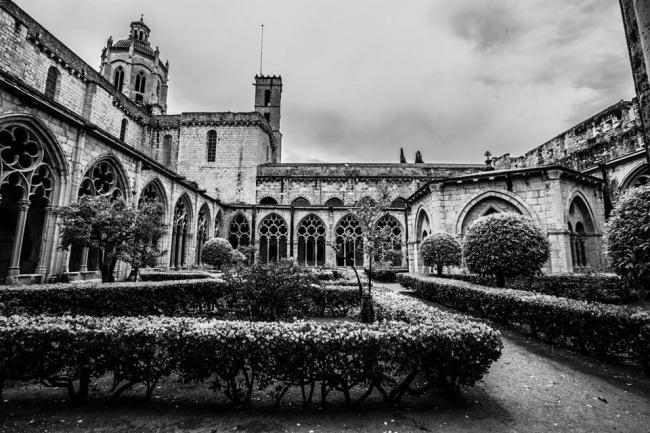 Monastero de Santes Creus (Aiguamurcia, Catalogna, Spagna)