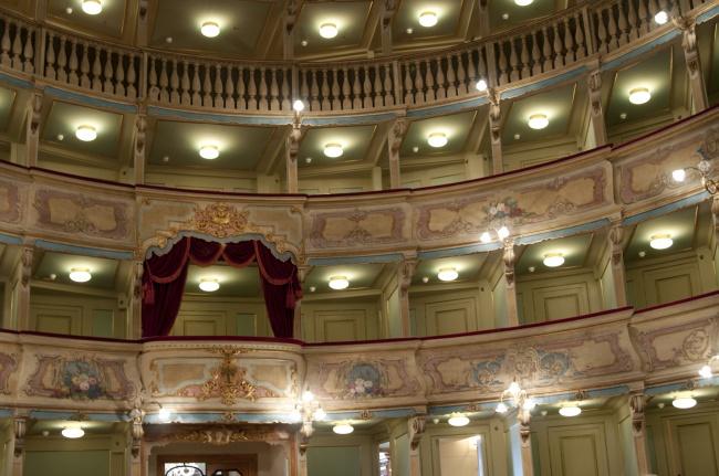 Foto Teatro_Zandonai di Alessio Periotto