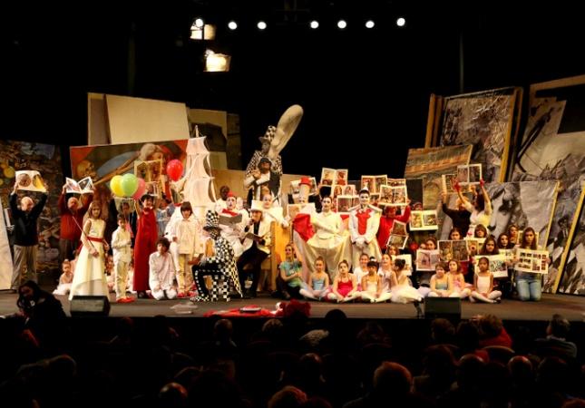 Mercuzio_Teatro Palladium Roma (foto di Stefano Vaja)