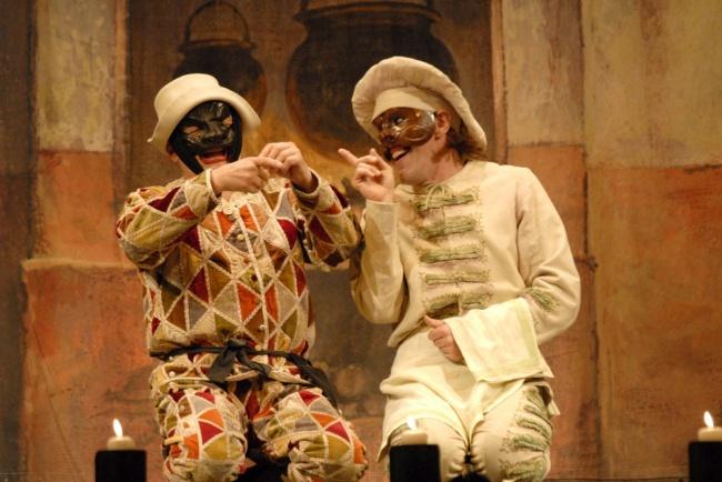 ARLECCHINO servitore di due padroni foto di Diego Ciminaghi,Piccolo Teatro di Milano