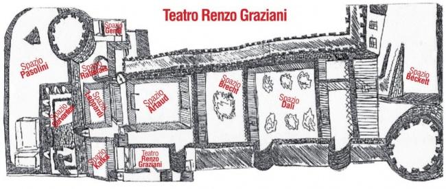 piantina Teatro Stabile