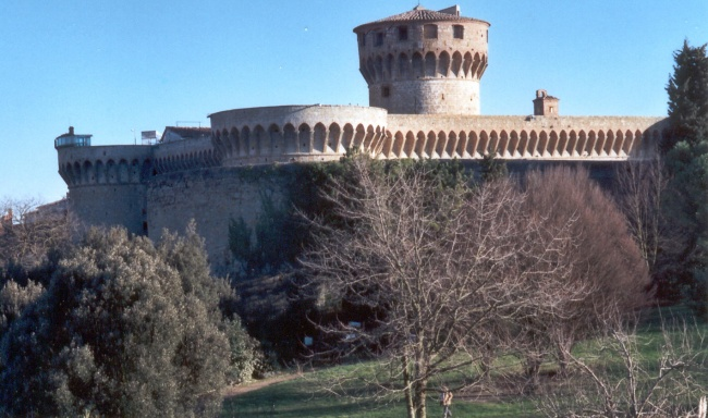 La fortezza di Volterra