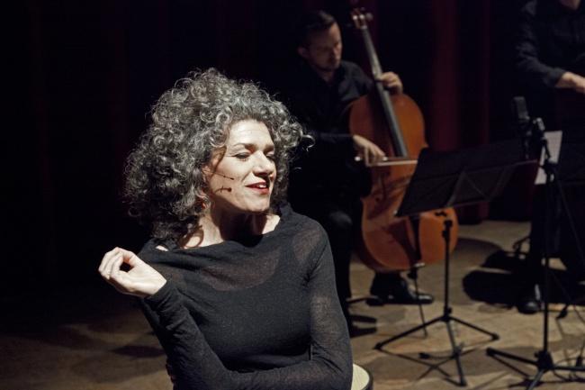 Le due vite  Johanna Porcheddu