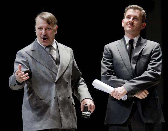 Gli equivoci italiani nel fare teatro con Pinter