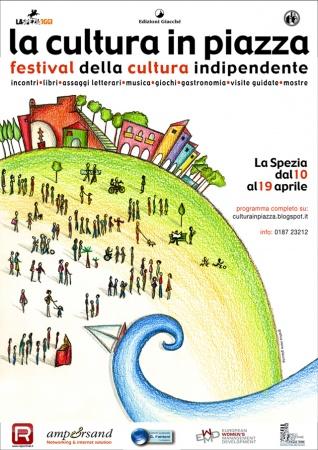 La Spezia: La cultura in piazza