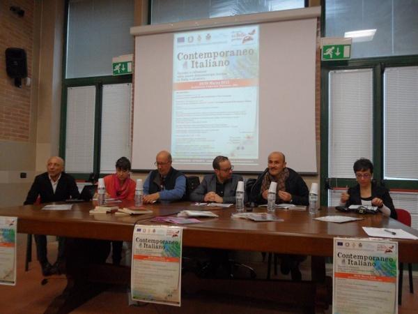 """a Polistena in Calabria il """"Contemporaneo Italiano"""" grazie alla Compagnia Dracma"""