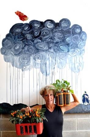 Lorenza Zambon Lezioni di giardinaggio planetario