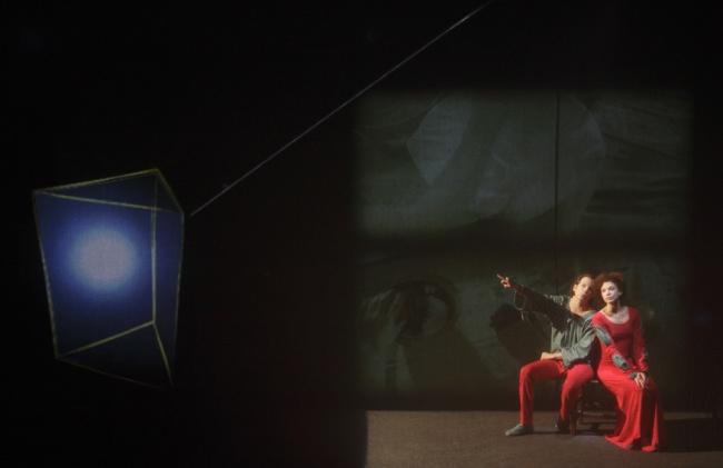 """Compagnia Capotrave Piero della Francesca. Il punto e la luce"""", Luca Del Pia"""