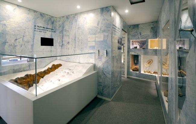Il Museo della Grande Guerra sulla Marmolada