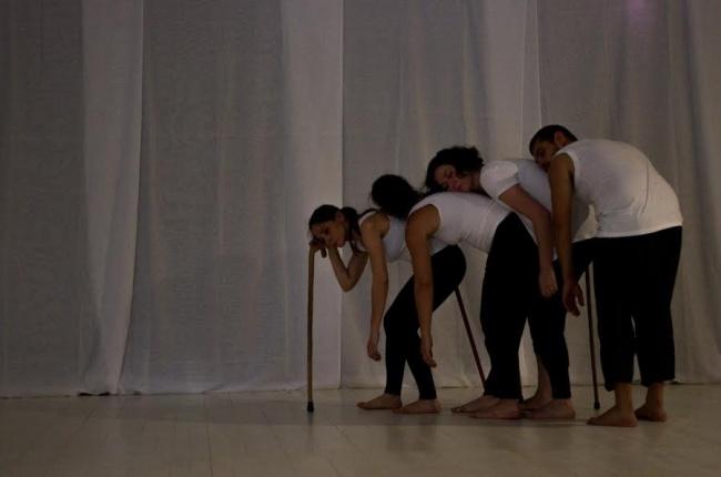 Teatro dei Venti Dimostrazione di lavoro (foto di Chiara Ferrin)