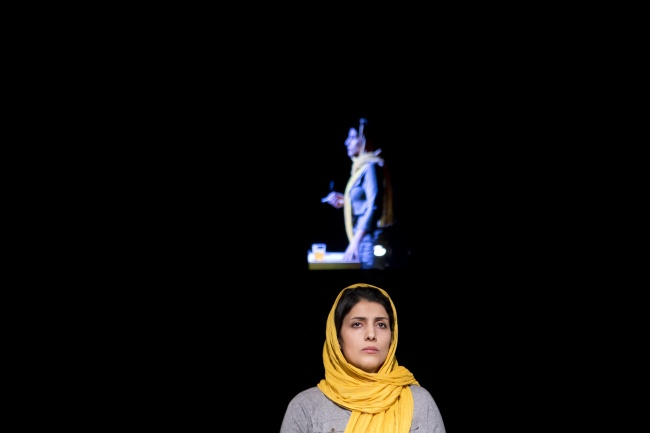 Timeloss  Mani Lotfizadeh
