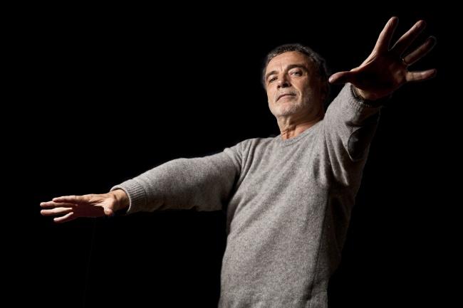 Franco Branciaroli, foto di A. Angelucci