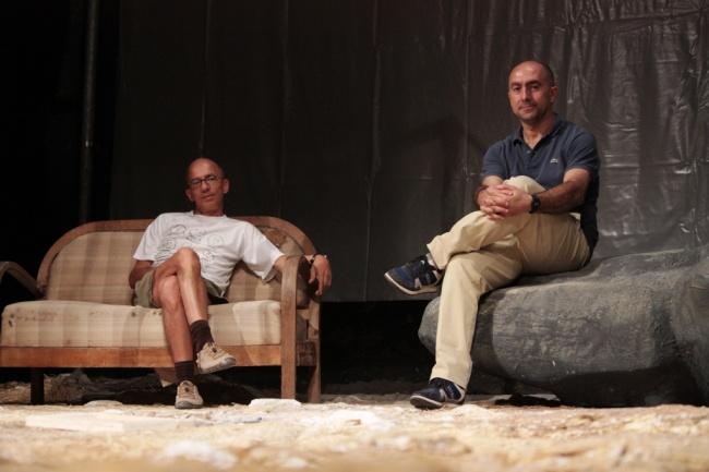 Idroscalo Pasolini di Carlo Pasquini e Marco Angius