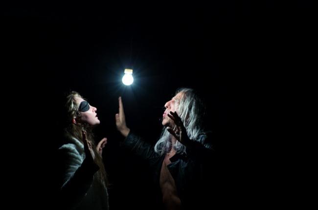 Canelupo con Maurizio Lupinelli e Elisa Pol, regia di Claudio Morganti