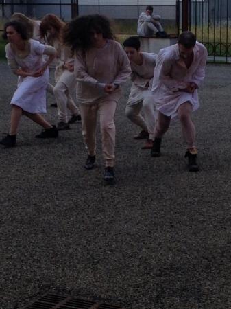 Percorso Manicomio Reggio Emilia