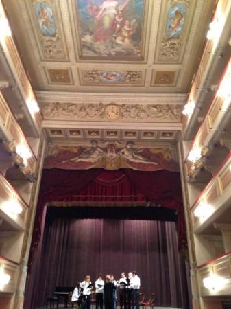 Teatro Comunale Ruggero Ruggeri Guastalla