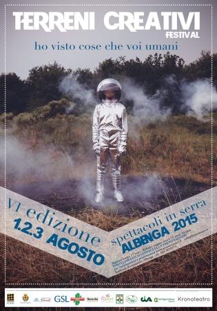 """I """"Terreni Creativi"""" della cultura e del teatro di Albenga."""
