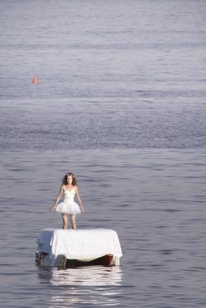 ORFEO ED EURIDICE,  Metamorfosi di Roberto Latini, crediti di Futura Tittaferrante