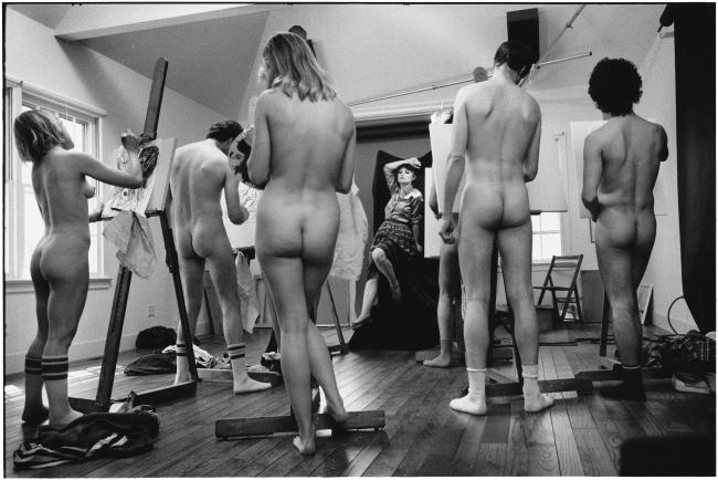 Elliott Erwitt - East Hampton, New York, Usa, 1953