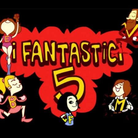 I Fantastici 5 Color Teatri