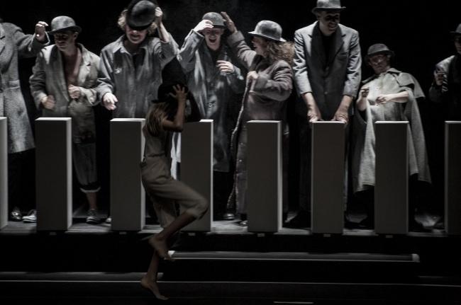 Attraversamenti , Nerval Teatro ,crediti foto di Lucia Baldini
