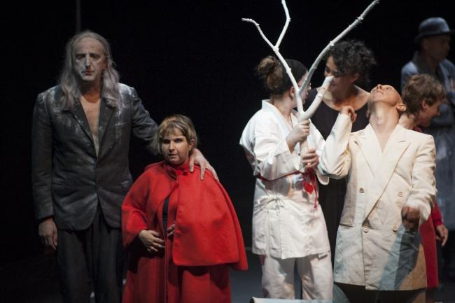 """Se il teatro """"attraversa"""" Beckett, e affronta """"la buona morte"""". Nerval e Quotidiana.com"""
