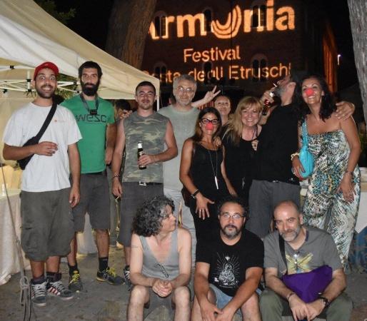 Lo staff di Armunia Inequlibrio 2015