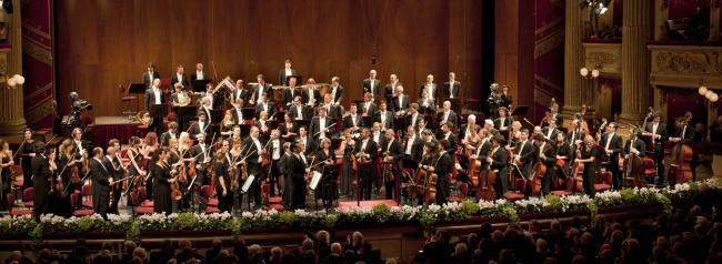 Orchestra Filarmonica della Scala  foto di  Silvia Lelli