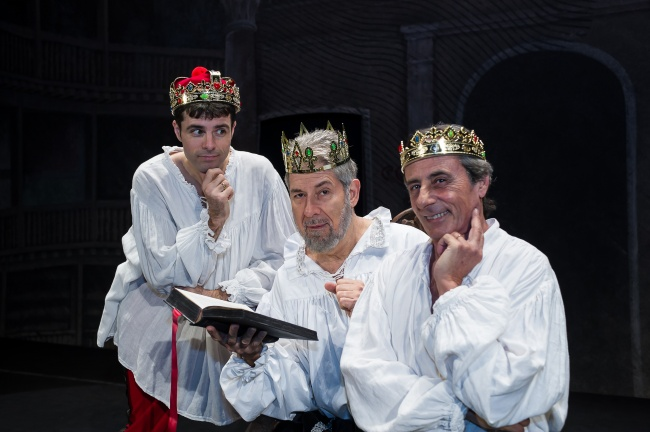 Tutto Shakespeare in 90 minuti Foto Zamolo