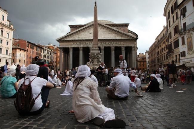 Pantheon Hidden Theatre