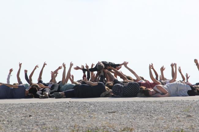 IN MEMORIAM/AFTER THE END Compagnia Sharon Fridman/Gruppi Corali/No Limita