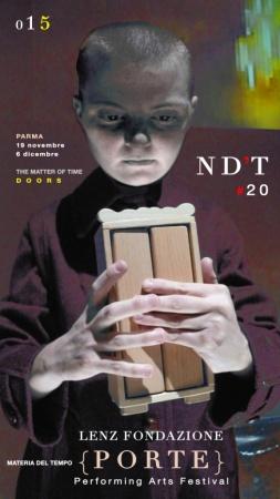 Festival Natura Dèi Teatri 015 - logo con scritte