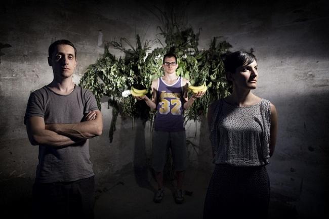 Daniele Villa, Sara Bonaventura, Claudio Cirri - Teatro Sotterraneo , crediti di Ilaria Scarpa