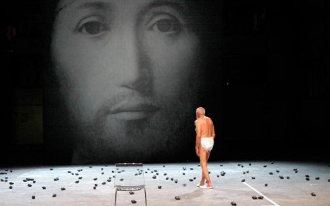 Il grido muto di Romeo Castellucci